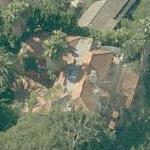 Dwight Yoakam's House (Birds Eye)