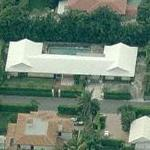 Alla Kournikova's House (Birds Eye)