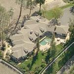 David Boreanaz's House (Birds Eye)