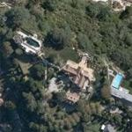 Graeme Hart's house (Bing Maps)