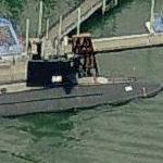 Submarine USS Blueback (SS-581) (Bing Maps)