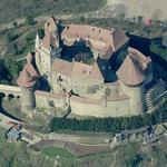 Burg Kreuzenstein (Birds Eye)