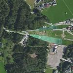 Paul-Ausserleitner-Schanze ski jumping hill (Bing Maps)