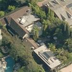 Larry Gelbart's House (former) (Birds Eye)