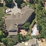John Knoll's house (Birds Eye)