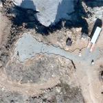 Whistler Mountain (Bing Maps)