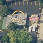 McDonald's USA First Store Museum (Birds Eye)
