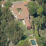 Adrian Lyne's House (Birds Eye)