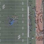 Game in progress at UB Stadium (Bing Maps)