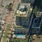 Kourtney & Khloe Kardashian's Miami Penthouse (Birds Eye)
