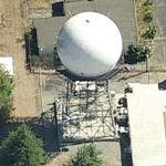 Defense Early Warning radar site RP-1