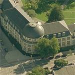 Bucerius Law School (Birds Eye)