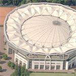 German Open tennis stadium