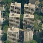 'Algonquin Apartments' by Mies van der Rohe (Birds Eye)