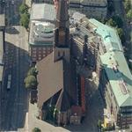 St. Jacobi church (Birds Eye)