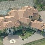 Bruce Cassidy's house (Birds Eye)