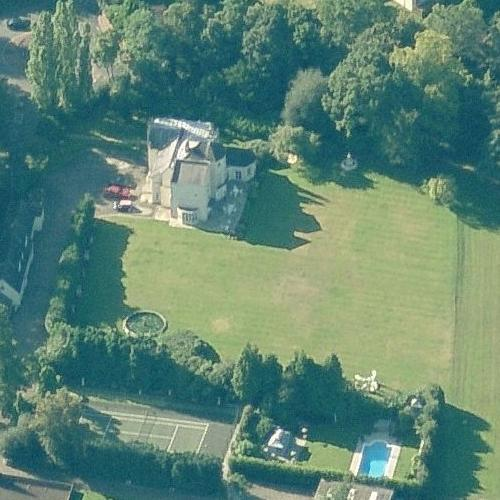 Chris Evans House In Ascot United Kingdom Bing Maps