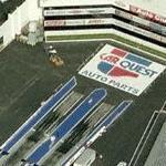 Pomona Raceway (Birds Eye)