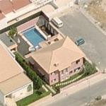 José Mourinho's house