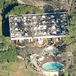 John C. Portman Jr's House (Birds Eye)
