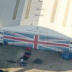Huge Union Jack (Birds Eye)