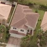 Jason Derulo's House (Birds Eye)