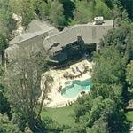 Ryan Stiles' house (Birds Eye)