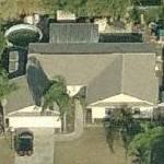 Casey Anthony's house (Former) (Birds Eye)