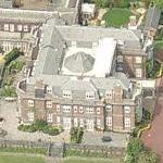 Leydene House / HMS Mercury (Birds Eye)