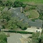 Henry B. Zachry Jr.'s house (Birds Eye)