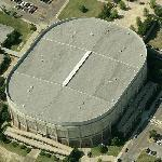 Beard–Eaves–Memorial Coliseum (Bing Maps)