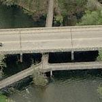 The Tridge (Frog Island Park) (Birds Eye)