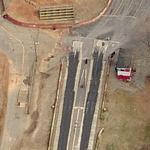 Greer Dragway (Birds Eye)