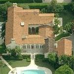 Donald Gordon's house (Birds Eye)