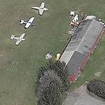 Twin Pine Airport (Birds Eye)