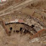 Baltimore & Ohio Roundhouse (Birds Eye)