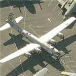 "Boeing B-29 Superfortress ""Miss America '62"" (Birds Eye)"