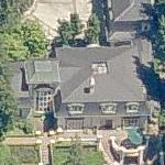 David A. Sabey's House (Birds Eye)