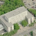 Canadian National Library and Archives (Bing Maps)