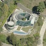 Daryoush Jadali's house and previously leased by Justin Bieber