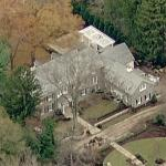 Daniel J. Hughes' House (Birds Eye)