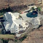 Frank DiPascali's house (Birds Eye)