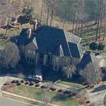 Bernie Bickerstaff's house (Birds Eye)