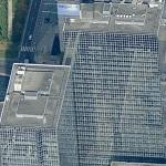 Belgacom Towers (Birds Eye)