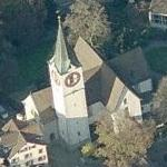 St. Magnus Church (Birds Eye)