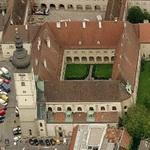 St. Pölten Cathedral (Birds Eye)