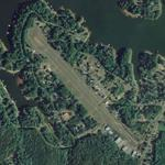 Lake Norman Airpark (Bing Maps)