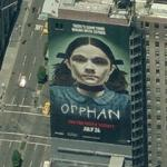 """Orphan"" billboard (Birds Eye)"
