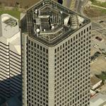 JPMorgan Chase Tower (Birds Eye)