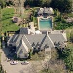 Dan Gilbert's house (Birds Eye)